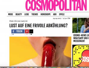 cosmopolitan lustyice